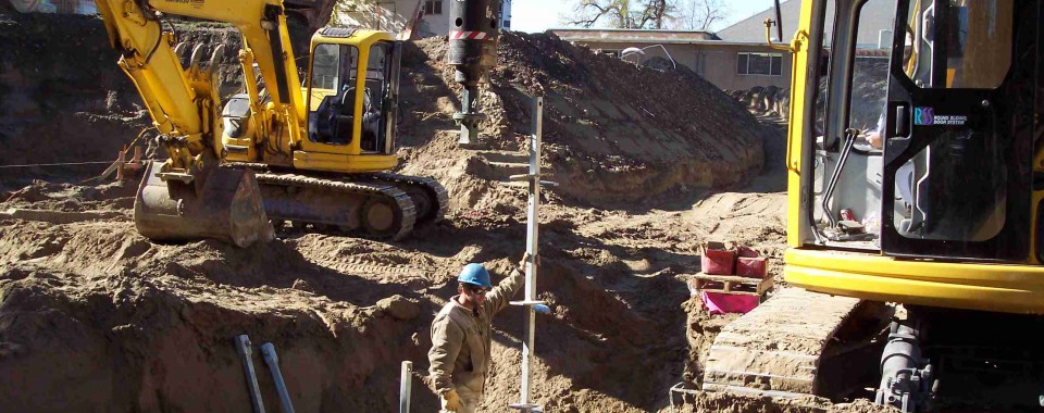 Montana Helical Piers - Your deep foundation, shoring and